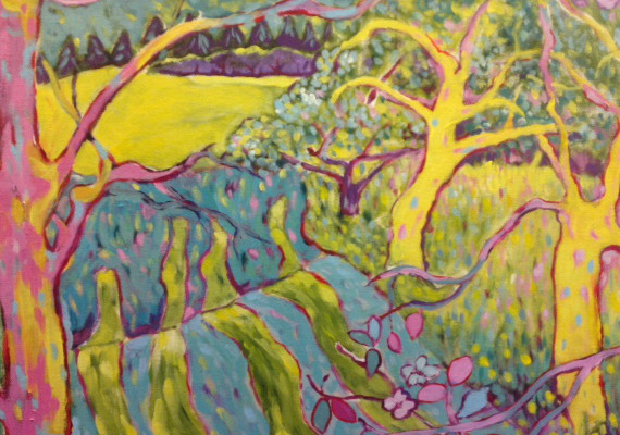 Artist : Liz Maltman                                 <br>                                 Medium : Acrylic                                  <br>                                 Dimensions :16 in x 20 in                                  <br>                                 For Sale