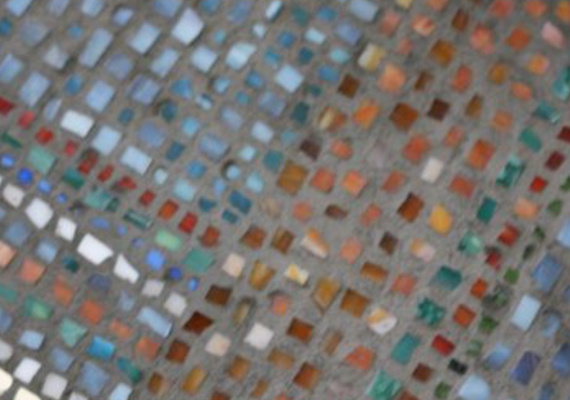 Artist : Rick Risch                                 <br>                                 Medium : Mosaic                                 <br>                                 Dimensions :                                  <br>                                 For Sale